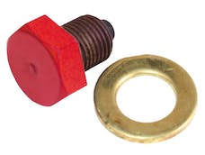 Trans Dapt Performance 1180 Hamburgers Magnetic Oil Pan Drain Plug And Seal