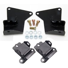 Trans Dapt Performance 9556 SB(Gen 1)/BB Chevy(Mark IV) In 64-72 GM A-Body (Not Chevy) Mount Kit-Rubber Pads