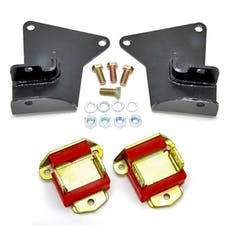 Trans Dapt Performance 9566 SB (Gen 1),BB Chevy(Mark IV) in 64-72 GM A-Body (NOT CHEVY) Mount Kit-Poly Pads
