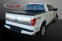 Truck Covers USA CR101-A American Roll Cover-Hard Retractable Roll-up Tonneau Cover