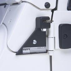 Tuffy Security 043-01 TJ Door Locker Set-Black