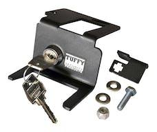 Tuffy Security 137-01 TJ/LJ HOOD LOCK 01-Black