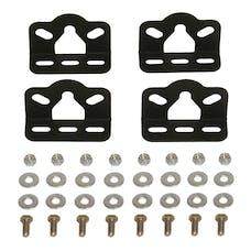 Tuffy Security 159-01 Modular Gear Anchors (4 anchors) 4in. Long each