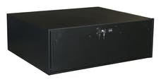 Tuffy Security 167-400360160-000-01 RS-Explorer 2011+Tactical Gear; 1-Drawer; 01 Black 40in.W x 36in.L x 16in.H-Cust