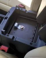 Tuffy Security 348-01 Security Console Insert