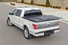 UnderCover UC2158 Elite Tonneau Cover Black