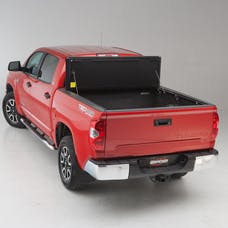 UnderCover FX41014 FLEX Tonneau Cover Black w/Multitrack Hardware