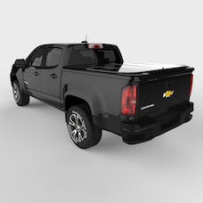 UnderCover UC1156L-GBA LUX Tonneau Cover Black Paint Code GBA/WA8555