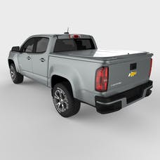 UnderCover UC1156L-GBV LUX Tonneau Cover Cyber Gray Effect Paint Code GBV/WA637R