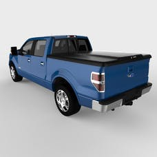 UnderCover UC2188 Elite Tonneau Cover; Black