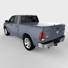 UnderCover UC3076L-PAR LUX Tonneau Cover Maximum Steel w/o Bed Rail Storage