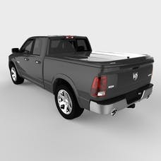 UnderCover UC3076L-PAU LUX Tonneau Cover Granite Crystal w/o Bed Rail Storage
