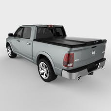 UnderCover UC3088L-PS2 Elite LX Tonneau Cover Bright Silver Paint Code PS2 w/o Bed Rail Storage