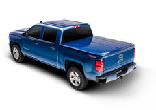 UnderCover UC2186L-G1 UnderCover LUX Tonneau Cover G1 Shadow Black
