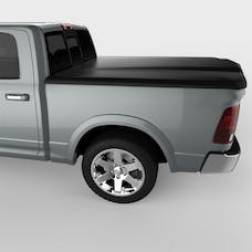 UnderCover UC1218S Elite Smooth Tonneau Cover; Smooth Gray Finish; Must Be Painted