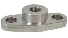 Vibrant Performance 2899 Oil Feed Flange (for use with T3, T3/T4 and T04 Turbochargers)