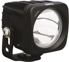 Vision X 9123882 Optimus Series Prime 10W LED Light 10 Deg Beam Black