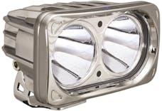 Vision X 9124698 Optimus Series Prime Chrome 2 10W LED, 10 Deg Beam
