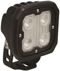 Vision X 9141527 Duralux Work Light 4 LED 60 Degree