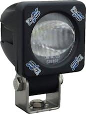 "Vision X 9888187 2"" Solstice Solo Black 10W LED 3065° Elliptical"