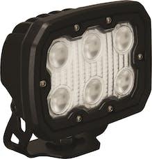Vision X 9888385 Duralux Work Light 6 LED 60 Degree