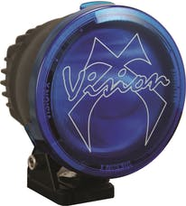Vision X 9890647 4.5 Cannon PCV Blue Cover Elliptical Beam