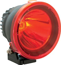 Vision X 9890678 4.5 Cannon PCV Red Cover Elliptical Beam