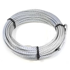 WARN 15236 Wire Rope 3/16x50'