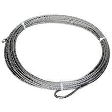 WARN 15276 Wire Rope Assembly 5/16 X 80