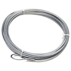 WARN 27110 Wire Rope Assembly 5/16X100'