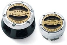 WARN 28739 Premium External Mount Manual Hub Kit