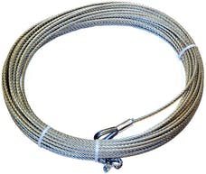 WARN 38311 Wire Rope Assembly 5/16-150