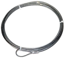 Warn 61346 Wire Rope Assembly 5/16-50
