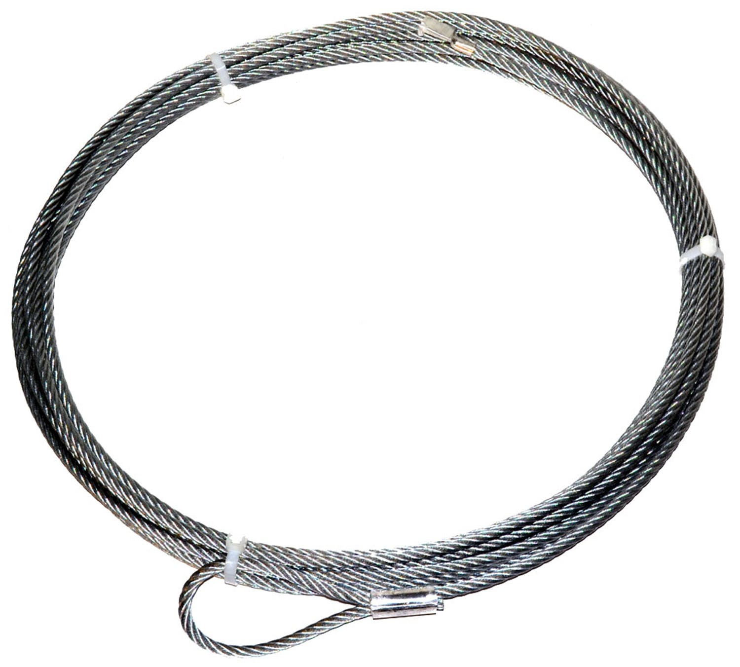 Warn 16463 Wire Rope Terminal For 5//16 Inch Wire Rope