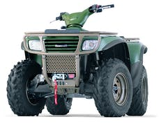 WARN 70207 ATV Winch Mounting System