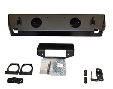 WARN 87650 Rock Crawler Stubby Front Bumper without Tube
