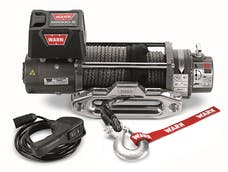 WARN M8000-s Premium Series Synthetic Rope Winch - 87800