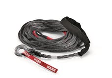 WARN 88468 Standard Duty and Spydura® Synthetic Rope and Extensions