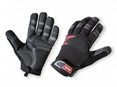 WARN 88895 Winch Work Gloves