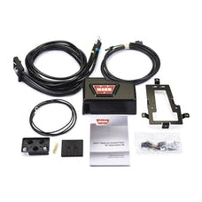 WARN 92193 Zeon Platinum Control Pack Relocation Kit