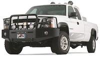 WARN 93470 Enforcer WARN Heavy Duty Front Bumper