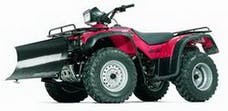 WARN 63290 ATV Plow Mounting Kits