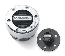 WARN 28751 Premium External Mount Manual Hub Kit