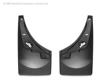 WeatherTech 110009 No Drill MudFlaps, Black