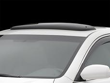 WeatherTech 89080 Sunroof Wind Deflectors, Dark Smoke