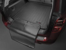 WeatherTech 401126SK Black Cargo With Bumper Protector