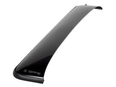 WeatherTech 89081 Sunroof Wind Deflectors, Dark Smoke