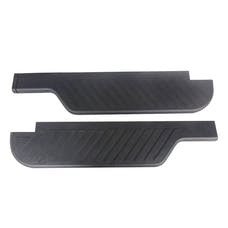 WESTiN Automotive 00000977 Bumper Step Pad Replacement Black
