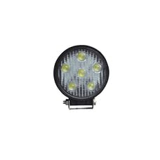 WESTiN Automotive 09-12005A LED Work Utility Light Round 4.5 inch Spot with 3W Epistar