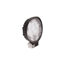WESTiN Automotive 09-12005 LED Work Utility Light Round 4.5 inch Flood with 3W Epistar